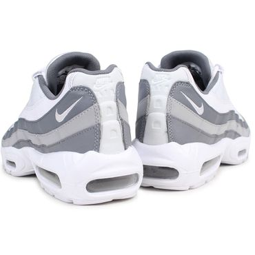 Nike Air Max 95 Essential white cool grey 749766 105 – Bild 4