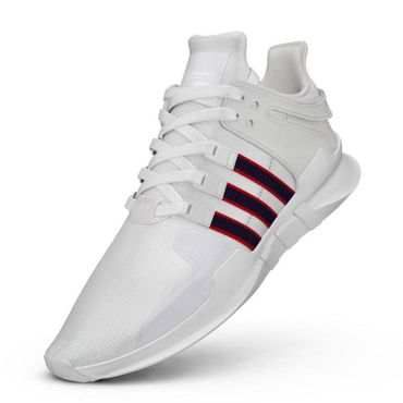 adidas Originals Equipment Support ADV Sneaker weiß blau rot BB6778 – Bild 2