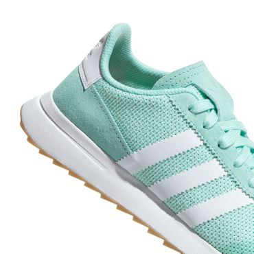 adidas Originals Flashback Runner W Damen Sneaker energy aqua DB2122 – Bild 3