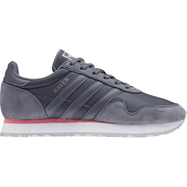 adidas Originals Haven W Damen Sneaker grau pink weiß CQ2524