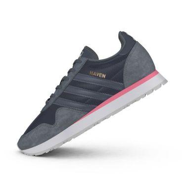 adidas Originals Haven W Damen Sneaker grau pink weiß CQ2524 – Bild 2