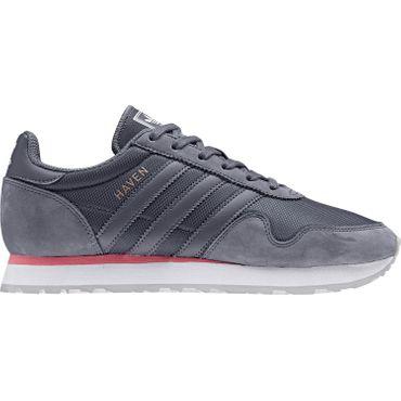 adidas Originals Haven W Damen Sneaker grau pink weiß CQ2524 – Bild 1