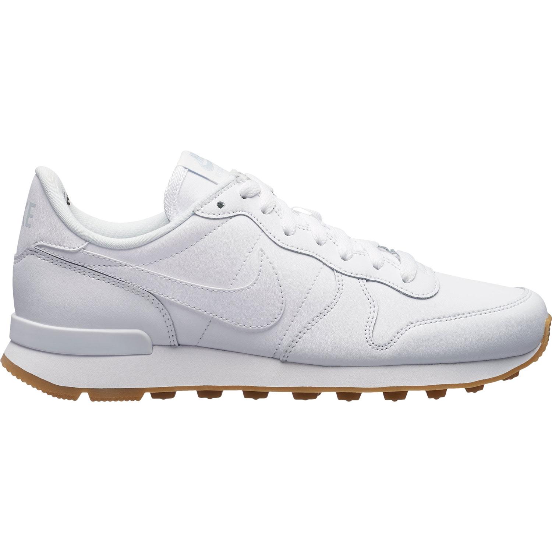Nike Damen Nike Air Max Invigor Jacquard Freizeitschuh Sneaker weißgrau