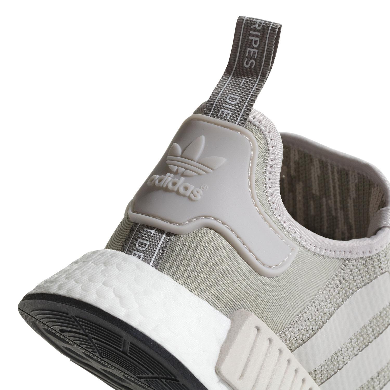 adidas originals nmd r1 sneaker grau wei b76079. Black Bedroom Furniture Sets. Home Design Ideas