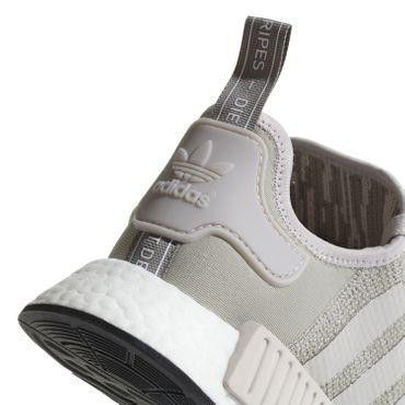 adidas Originals NMD_R1 Sneaker grau weiß B76079 – Bild 2