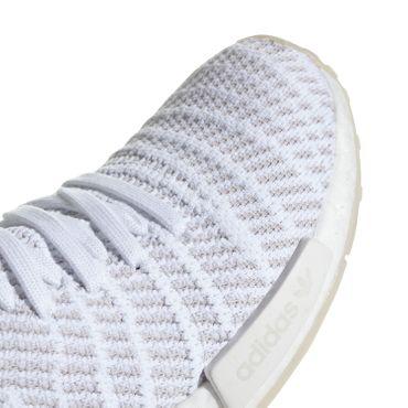 adidas Originals NMD_R2 STLT PK weiß grau CQ2390 – Bild 2