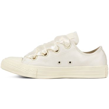 Converse All Star Big Eyelets OX Chuck Taylor Chucks egret 560659C – Bild 2