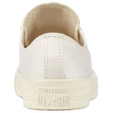 Converse All Star Big Eyelets OX Chuck Taylor Chucks egret 560659C – Bild 4