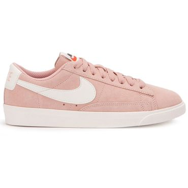 Nike WMNS Blazer Low Suede coral stardust aa3962 605