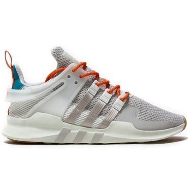 adidas Originals Equipment Support ADV Summer Sneaker weiß grau orange CQ3042 – Bild 1