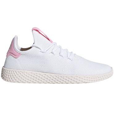 adidas Originals PW Tennis HU W Damen Sneaker weiß rosa DB2558 – Bild 1