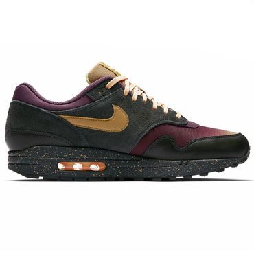 Nike Air Max 1 Premium anthracite elemental gold 875844 002 – Bild 1