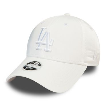 New Era Snapback Los Angeles Dodgers 9FORTY Women Satin weiß 80580925 – Bild 1