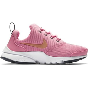 Nike Presto Fly GS Sneaker elemental pink metallic gold 913967 603