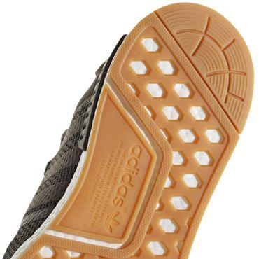 adidas Originals NMD_R1 Sneaker grau weiß B42199 – Bild 4