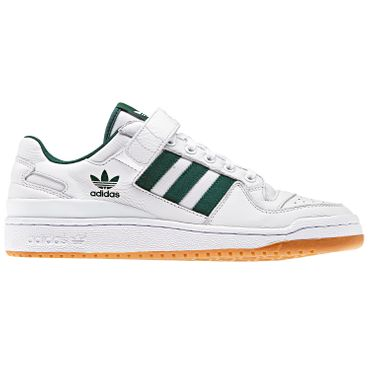 adidas Originals Forum Low weiß grün AQ1261 – Bild 1