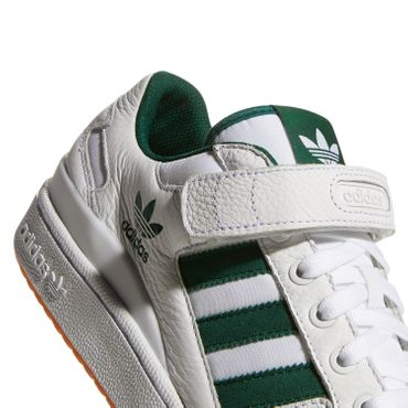 adidas Originals Forum Low weiß grün AQ1261 – Bild 2