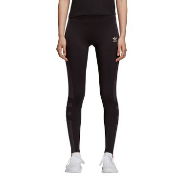 adidas Originals Tight Damen Leggings schwarz DH4195 – Bild 4