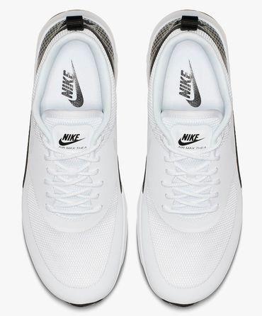 Nike WMNS Air Max Thea weiss schwarz 599409 111 – Bild 5