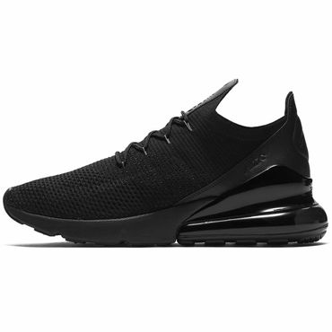 Nike Air Max 270 Flyknit black anthracite AO1023 005 – Bild 2