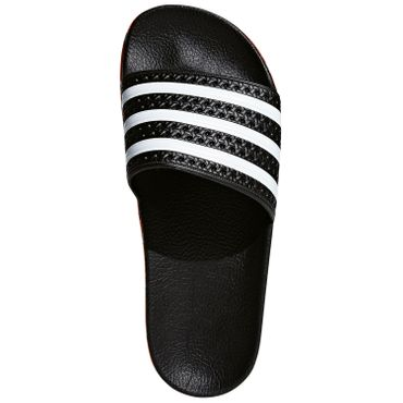 adidas Originals Adilette New Bold W Damen Slipper schwarz AQ1124 – Bild 4