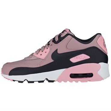Nike Air Max 90 Leather GS elemental rose 833376 602 – Bild 2