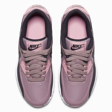 Nike Air Max 90 Leather GS elemental rose 833376 602 – Bild 3