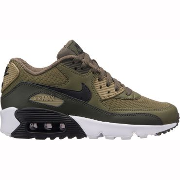 Nike Air Max 90 Mesh (GS) medium olive 833418 201 – Bild 1