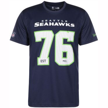 New Era Seattle Seahawks – NFL Supporters – Tee blau 11605884 New Era Seattle Seahawks – NFL Supporters – Tee blau 11605884 Green Bay Packers – Dry Era – Hoodie schwarz 11569598
