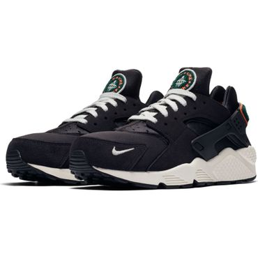 Nike Air Huarache Run PRM oil grey sail 704830 015 – Bild 3