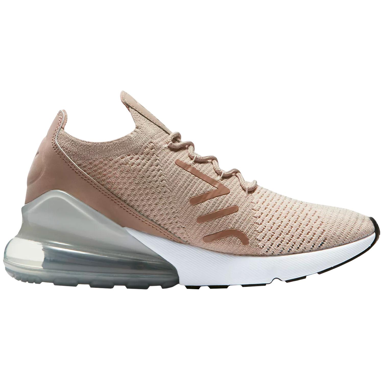 b3f599412b ... buy nike w air max 270 flyknit sneaker beige weiß ah6803 801 b93cf 3f020