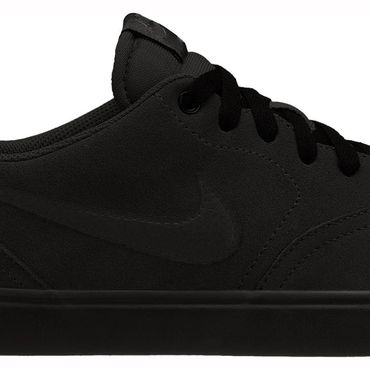 Nike SB Check Solar Herren Sneaker black 843895 009 – Bild 2