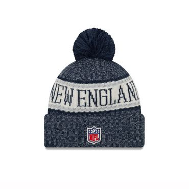 New Era NFL New England Patriots On Field Beanie 11768178 – Bild 2