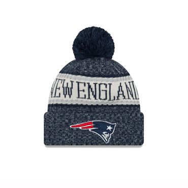 New Era NFL New England Patriots On Field Beanie 11768178 – Bild 1