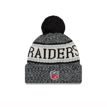 New Era NFL Oakland Raiders On Field Beanie 11768173 – Bild 2