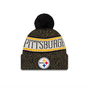 New Era NFL Pittsburgh Steelers On Field Beanie 11768171 – Bild 1