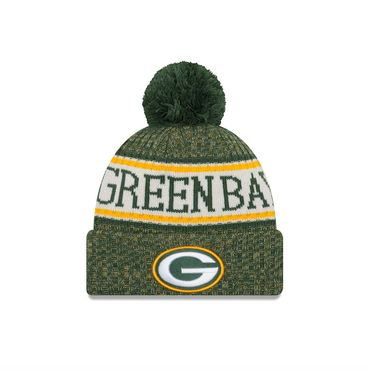 New Era NFL Green Bay Packers On Field Beanie 11768189 – Bild 1