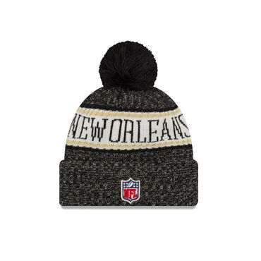 New Era NFL New Orleans Saints On Field Beanie 11768176 – Bild 2