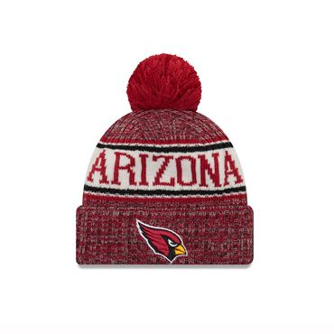 New Era NFL Arizona Cardinals On Field Beanie 11768205 – Bild 1
