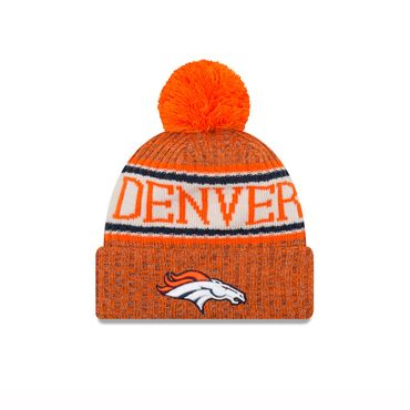 New Era NFL Denver Broncos On Field Beanie 11768192 – Bild 1