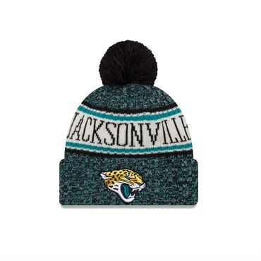 New Era NFL Jacksonville Jaguars On Field Beanie 11768185 – Bild 1