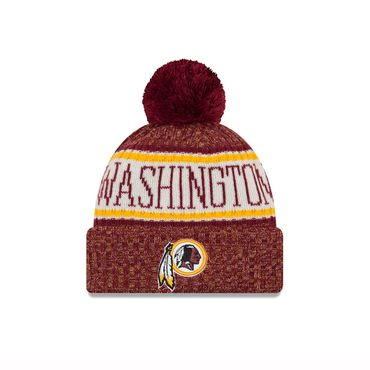 New Era NFL Washington Redskins On Field Beanie 11768164