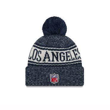 New Era NFL Los Angeles Rams On Field Beanie 11768182 – Bild 2