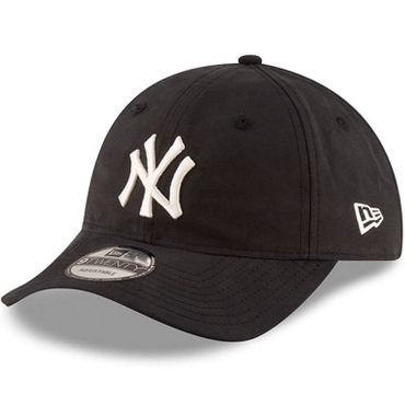 New Era Snapback 9Twenty Packable MLB New York Yankees schwarz weiß 11746792 – Bild 1