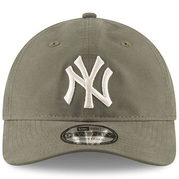 New Era Snapback 9Twenty Packable MLB New York Yankees grün weiß 80635983 – Bild 3