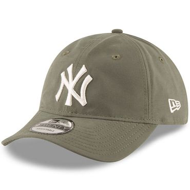 New Era Snapback 9Twenty Packable MLB New York Yankees grün weiß 80635983