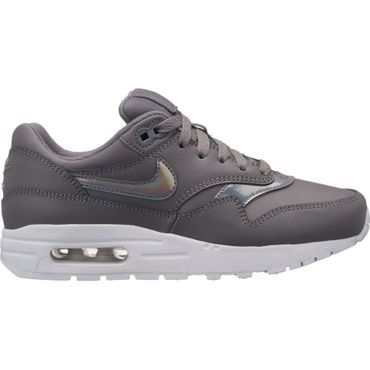 Nike Air Max 1 (GS) Kinder Sneaker gunsmoke 807605 001 – Bild 1