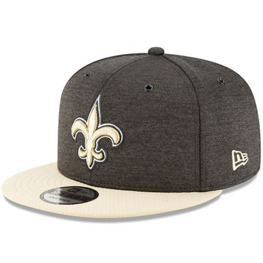 New Era Snapback 9FIFTY NFL 2018 New Orleans Saints Football Sideline 11762529 – Bild 1