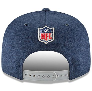 New Era Snapback 9FIFTY NFL 2018 New England Patriots Football Sideline 11762533 – Bild 5