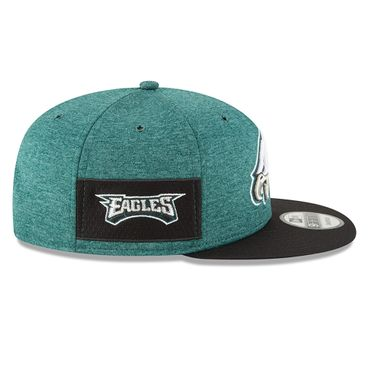 New Era Snapback 9FIFTY NFL 2018 Philadelphia Eagles Football Sideline 11762519 – Bild 4